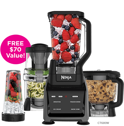Ninja Blender Kitchen Set